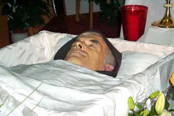 Homily at Fr  Slavkos' Funeral mass - Medjugorje-mir,mir,mir